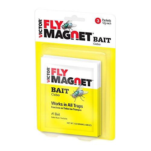 - Safer Brand Victor M383 Fly Magnet Bait 3-Pk