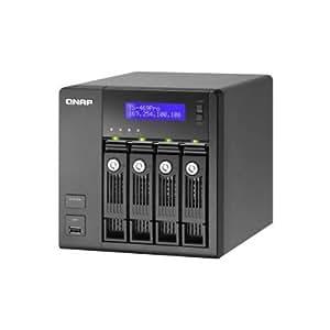 QNAP TS-469-PRO-US 4Bay Intel Atom 2.13GHz Dual Tower 2.13GHz 1G RAM NAS