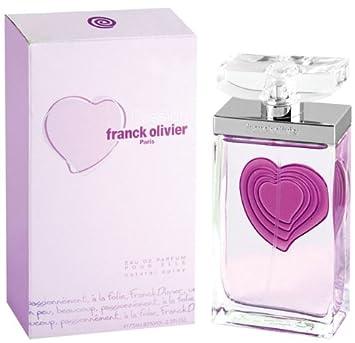 Passion 2.5 oz. Eau De Perfume Spray Women by Franck Oliver