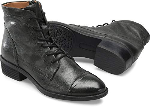 Comfortiva Women's Cordia Black Leather 8.5 C/D US