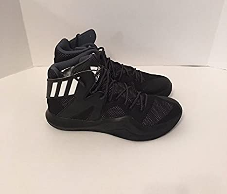 74c447563190 Amazon.com  Adidas Men s Crazy Bounce Black Basketball Shoes Sz. 11.5 NEW  AQ7757  Sports Collectibles