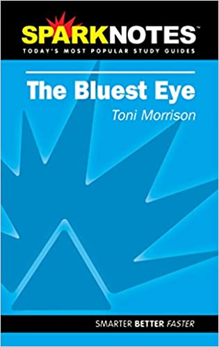 com spark notes the bluest eye toni  com spark notes the bluest eye 0720593350183 toni morrison sparknotes editors tony morrison books