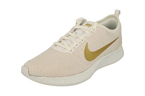 W De Se Coureur De Course blanc Femmes 101 Nike Or Chaussures Multicouleur Compétition Dualtone Métallique 5nCYIq