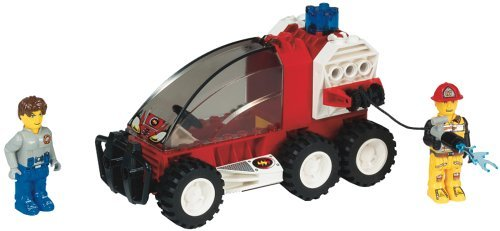 LEGO Jack Stone: Fire Rescue Response SUV (4605) by LEGO
