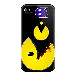 Iphone 4/4s GFk5963xdaW Unique Design Fashion Muse Series Bumper Hard Cell-phone Cases -JamesKrisky