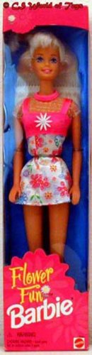 Flower Fun Barbie Doll (1996)