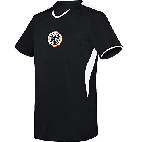 Augusta Sports Youth Large Germany (Blank Back) International Soccer Jersey