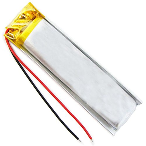Ofeely 3.7V 450mAh 601452 Lithium Polymer Li-Po li ion Rechargeable Battery For Mp3 MP4 MP5 GPS