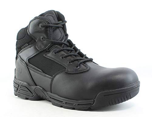 Magnum Mens - Magnum Men's Stealth Force 6.0 Waterproof Duty Boot, Black, 13 W US