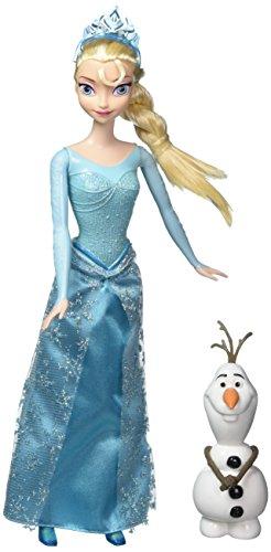 Disney%C2%AE Frozen Princess Elsa Olaf