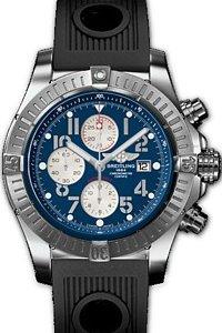 Breitling A13370-3718 - Reloj de pulsera hombre, caucho: Amazon.es: Relojes