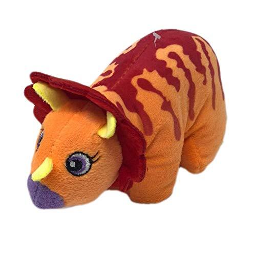 - Cretaceous Critters World Plush Collection Plush Dinosaur Stuffed Animal, Small (9