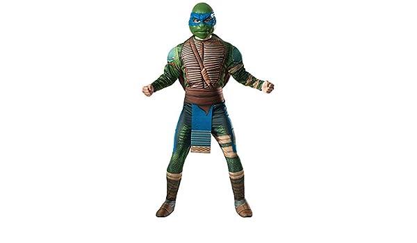 Disfraz de Leonardo Tortugas Ninja Movie para adulto ...