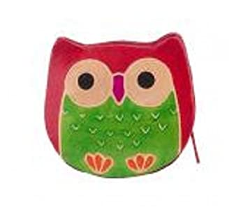 Amazon.com: ZIPPER OWL COIN PURSE: Everything Else