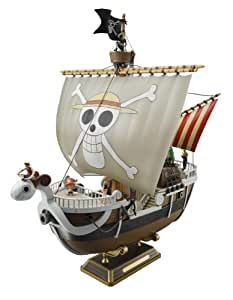 """Bandai Hobby Going Merry Model Ship """"One Piece"""" (japan import)"""