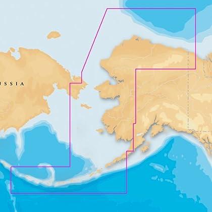 Image of Lowrance NAVIONICS 916P-2: NW Alaska-Aleutians