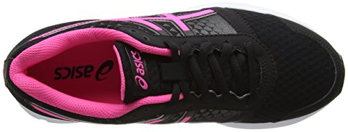 W Schwarz Hot Asics Black White Pink Laufschuhe 8 Patriot Damen wqRtZ