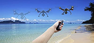 Yuneec YUNWZD Wizard Wand for Typhoon Quadcopter (Black)