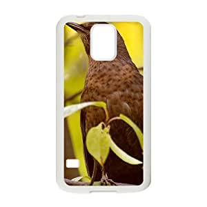 The Bird Hight Quality Plastic Case for Samsung Galaxy S5