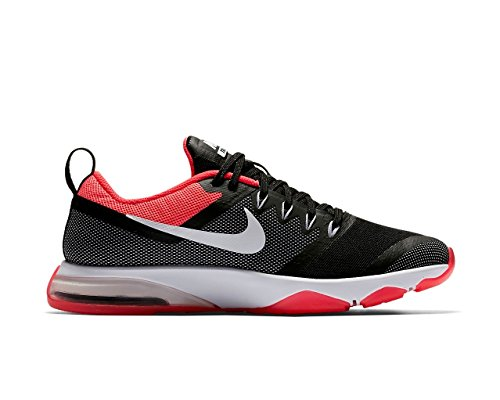 Nike Sneaker Donna Nero Black/Solar Red/White