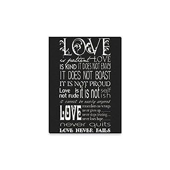 Amazoncom Bible Versebible Quotes Love Is Patient Love Is Kind