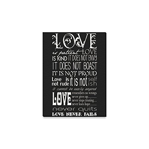 Amazon Com Bible Verse Bible Quotes Love Is Patient Love Is Kind