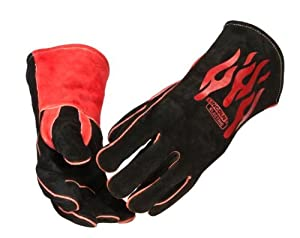 Lincoln Electric Traditional MIG/Stick Welding Glove by Lincoln Electric