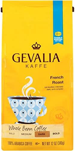 Coffee: Gevalia French Roast