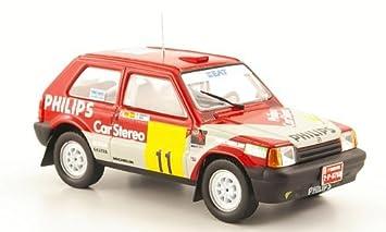 Seat Marbella Proto, No.11, Philips, Rally de Tierra de ...