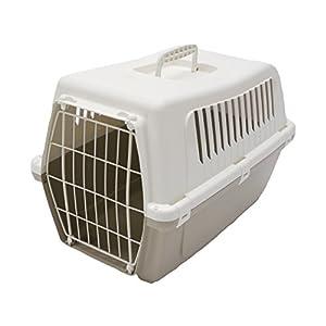 ZEEZ 2527 Vision Classic 50 Pet Carrier 48x32x33cm, Mocaccion, 48x32x33cm Click on image for further info.