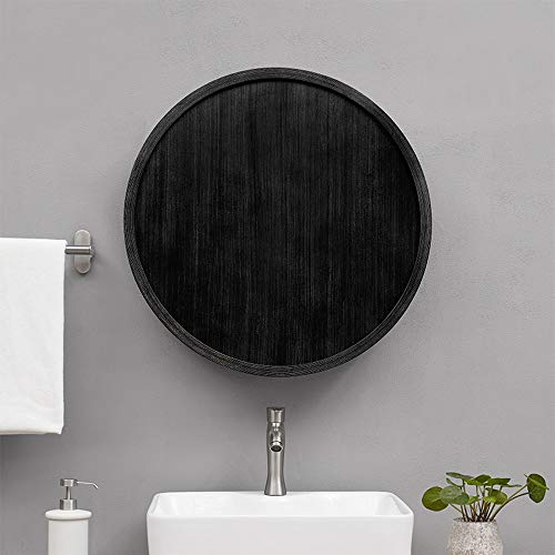 Hard Work Bathroom Mirror with Storage feng Shui Decorative Mirror Wall Mounted -