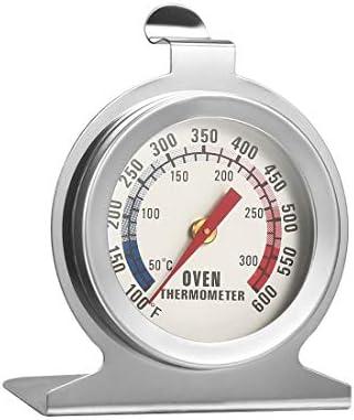 sourcing map Termómetro de horno, Medidor de temperatura de ...