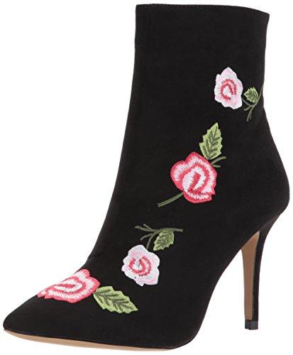 Blue by Betsey Johnson Women's Estelle Ankle Boot Black fF9Gqfkv8