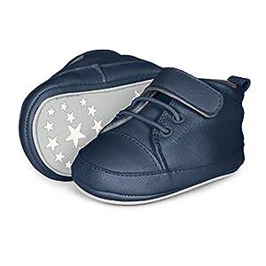 Sterntaler Patucos, Zapatillas para Niños, Azul (Marine 2301623), 22 EU