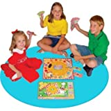 Go for the Dough Vocabulary Word Meaning Board Game - Super Duper Educational Learning Toy for Kids
