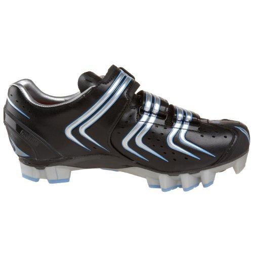 Pearl Izumi Women's Elite MTB II Cycling Shoe Black/Silver xgYRFG6