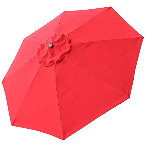 Umbrella Replacement Canopy Outdoor Optional