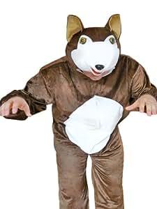 Disfraz de Husky Disfraz de perro Perro Carnaval Disfraces Disfraz de carnaval SY07 Talla M/L