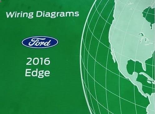 2016 ford edge electrical wiring diagrams diagram service manual ewd wiring diagram 08 ford edge 2016 ford edge electrical wiring diagrams diagram service manual ewd oem ford amazon com books