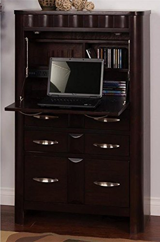 Sunny 52 Designs (Sunny Designs 2849MT Monterey Laptop Armoire)