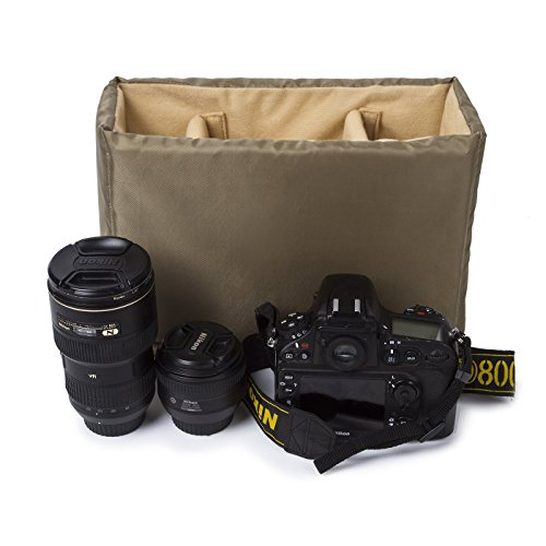 DSLR Camera Insert Camera Case Partition Padded Camera bag,