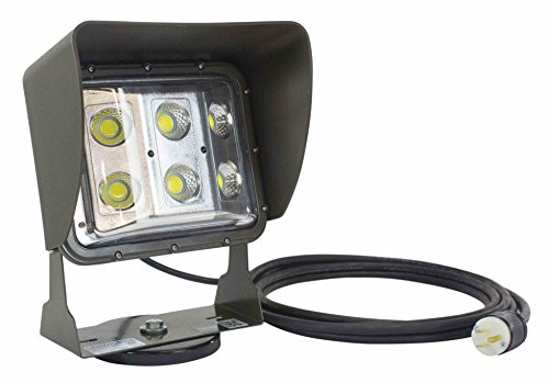 Flood Light Glare Shield - 6