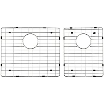 Starstar 60 40 Double Bowl Kitchen Sink Bottom Two Grids