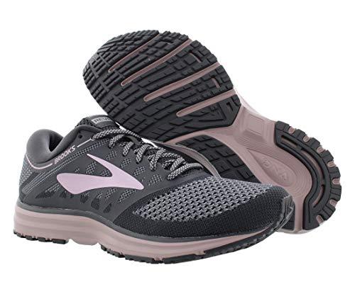 Ebne Or Brooks Pour Chaussures Gris Rose Course Revel Femmes De xHwO4qR