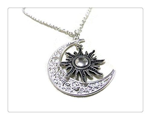 Sun And Moon Pendants - 1