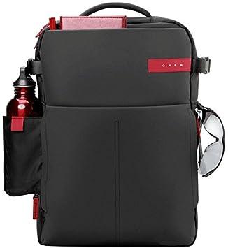 ddcc68a860b HP Omen Gaming Rucksack 43,94 cm schwarz: Amazon.de: Computer & Zubehör