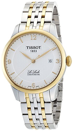 TISSOT watch Le Locle Automatic Gent COSC T0064082203700 Men's [regular imported goods]