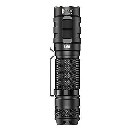 Review WUBEN LED Tactical Flashlight