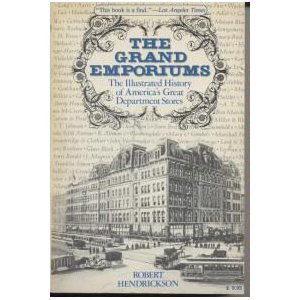 Discount The Grand Emporiums: Illustrated History America' Great Department Stores