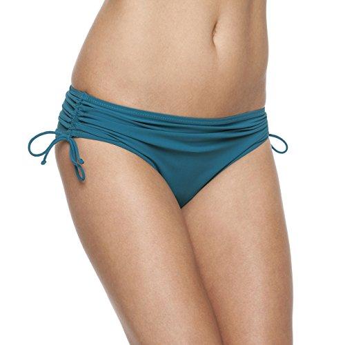 Rosa Faia Bikinihose - Braguita de bikini Mujer Türkis (petrol 306)